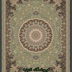 فرش پاتریس روشا-سبز