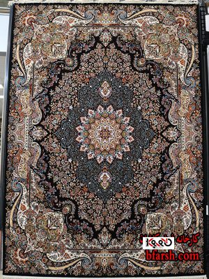 قیمت فرش کاشان 700 شانه 10 رنگ نقشه ایدا