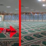 فرش نمازخانه وزارت-کشور