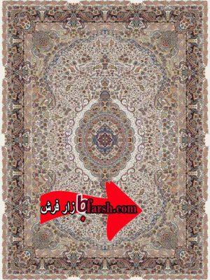 فرش نگین مشهد کد کرم73000