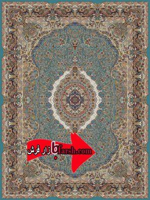 فرش نگین مشهد کد ابی 73000