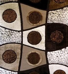 فرش شگی پلنگی