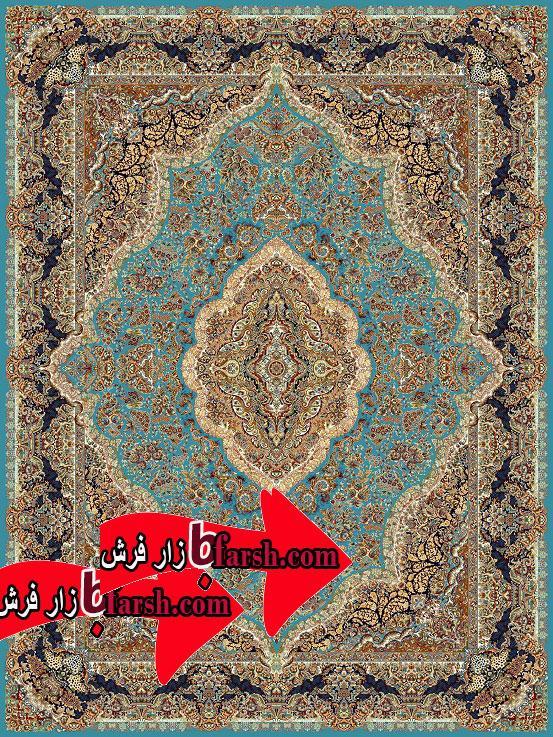 فرش نگین مشهد 1000 شانه