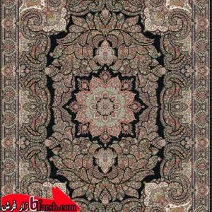 فرش کاشان 1000شانه مدل فردوس
