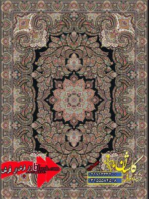 قیمت فرش کاشان ۱۰۰۰ شانه مدل فردوس