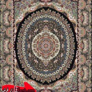 فرش کاشان 1000شانه مدل غزال