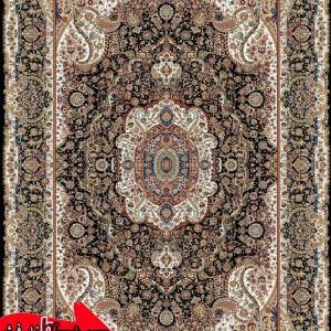 فرش 1000 شانه طرح شاپرک