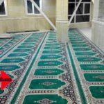 فرش سجاده ای مسجد بزرگ اعظم