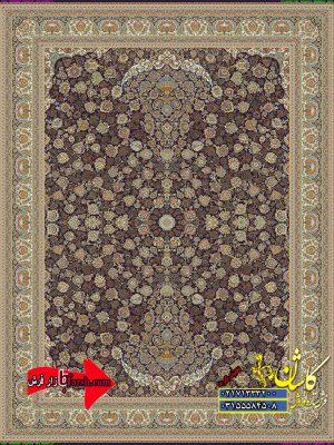 فرش 1050 شانه کاخ کد 10088
