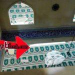 فرش سجاده ای مسجد ابوالفضل (ع)