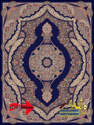 قیمت فرش کاشان 700 شانه اصلی نقشه تیراژه