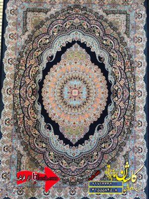 فرش کاشان 1200 شانه طرح 302