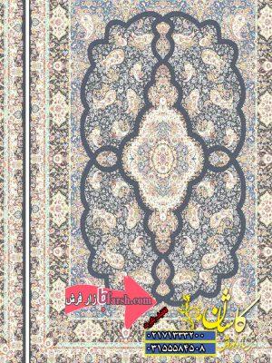 قیمت فرش کاشان 1000 شانه طرح ماهان