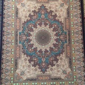 فرش 1200 شانه کاشان مدل بهشت