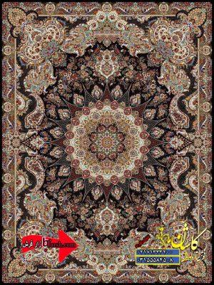 قیمت فرش کاشان 1000 شانه طرح ماهور