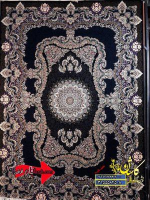 قیمت فرش کاشان 700 شانه کد 12003