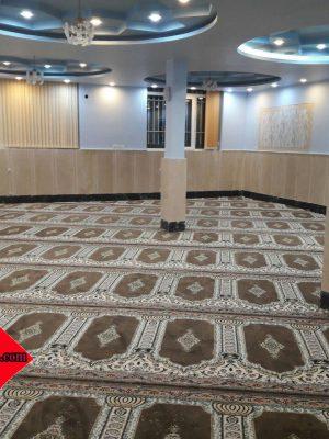 فرش سجاده ای مدرسه میر محمدی