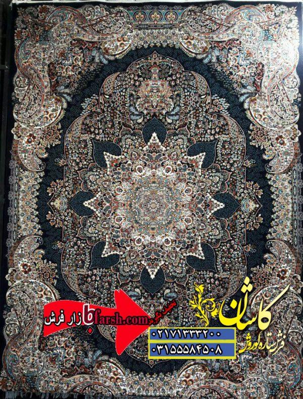 قیمت فرش کاشان 700 شانه طرح نارسیس