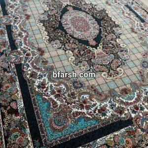فرش 14 رنگ 1000 شانه طرح تندیس
