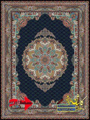 قیمت فرش کاشان 1000 شانه طرح ستایش