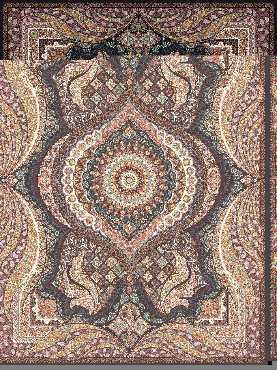 قیمت فرش چهل نگین مشهد