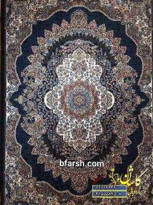 فرش کاشان طرح ارکیده | قیمت فرش ارکیده 500 شانه | فروش فرش طرح ارکیده