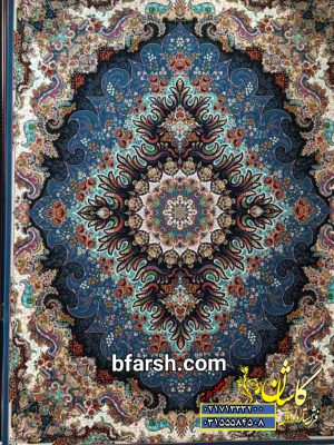 قیمت فرش کاشان 700 شانه طرح ملورین