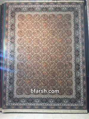 قیمت فرش کاشان 1000 شانه طرح ستاره