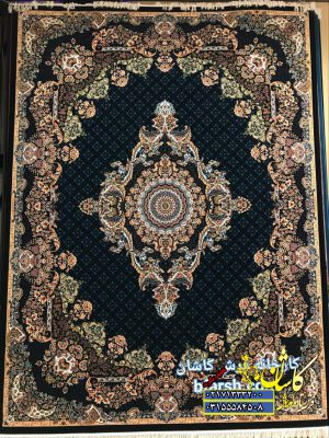 قیمت فرش کاشان 700 شانه طرح نگارستان