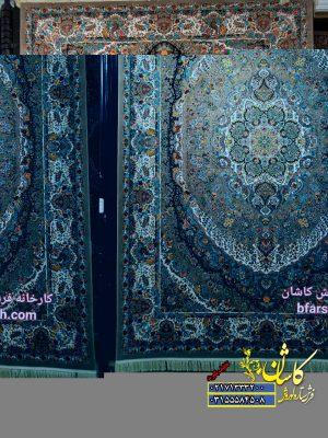قیمت فرش کاشان ۱۲۰۰ شانه طرح سارا