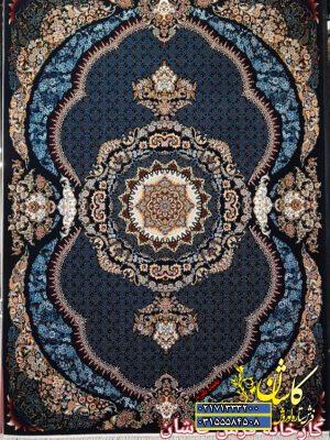 قیمت فرش کاشان 700 شانه طرح یگانه