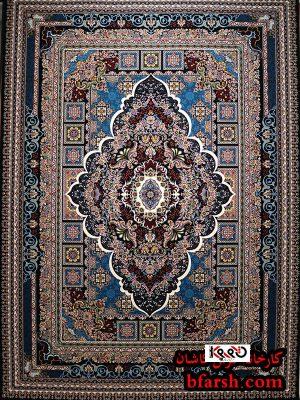 قیمت فرش کاشان 700 شانه طرح ارتین