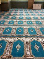 فرش سجاده ای در نمازخانه دانشگاه ازاد