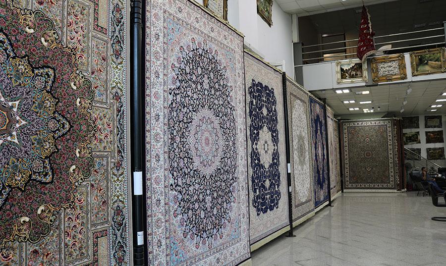 فرش ماشینی و فرش دستبافت و تفاوتها