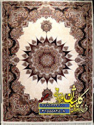 فرش-کاشان-نقشه-عقاقی
