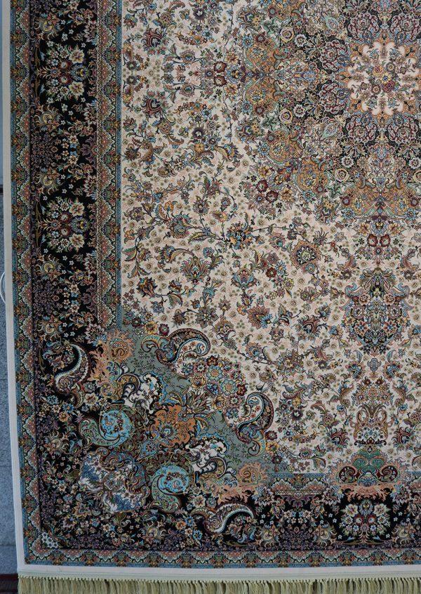 فرش-کاشان-هزار-گل-کرم-600x846