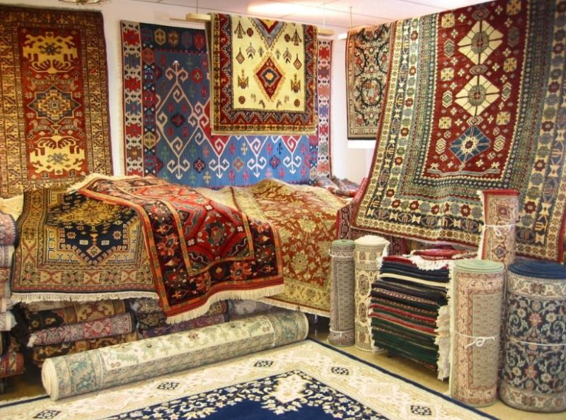 مجموعه کارخانه فرش کاشان در تهران