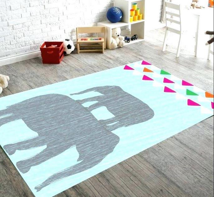 نکاتی برای انتخاب و خرید فرش اتاق کودک