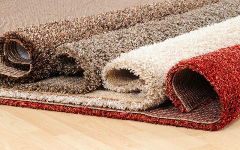 روشی عالی برای از بین بردن سوختگی سیگار روی فرش