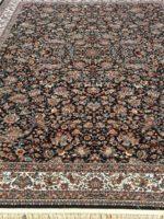 فرش طرح افشان گزینهای مناسب برای خانههای ایرانی