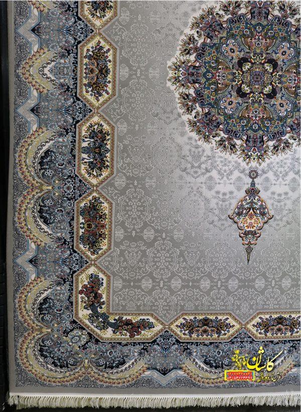 فرش-کاشان-نقشه-هالیدی