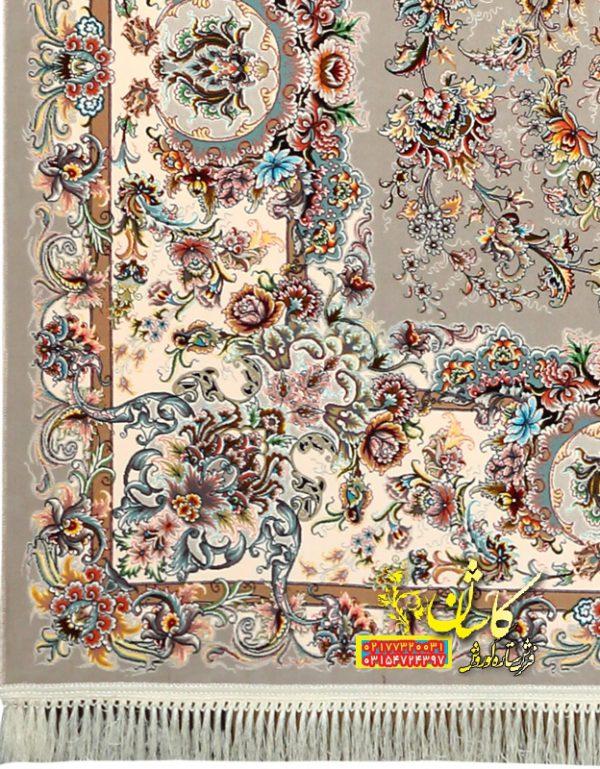 فرش نقش افشان فیلی هزار دویست شانه