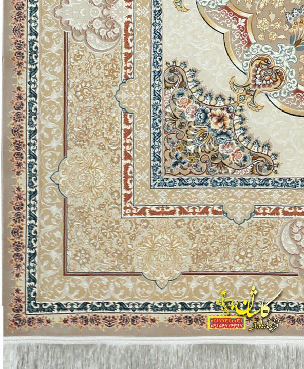 فرش کاشان مدل برجسته سلطنتی