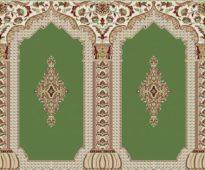 فرش سجاده ای بهترین گزینه برای مساجد