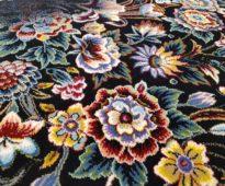 تاریخچه فرش ماشینی